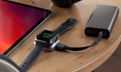 Satechi USB-C Apple Watch Magnetic Charging Dock