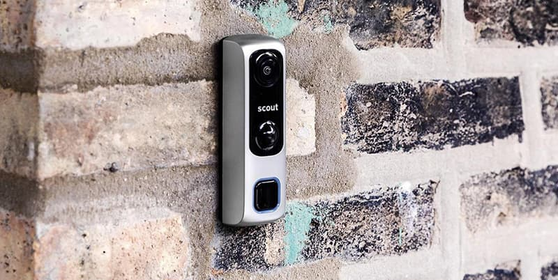 cout Video Doorbell Home Alarm