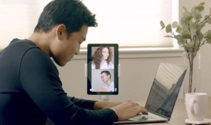 Sidekick Always-on Video Screen