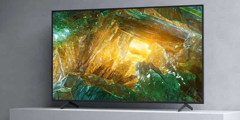 Sony XH80 4K Ultra HD Smart TV