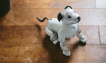 Sony aibo Intelligent Dog Robot Pet 02