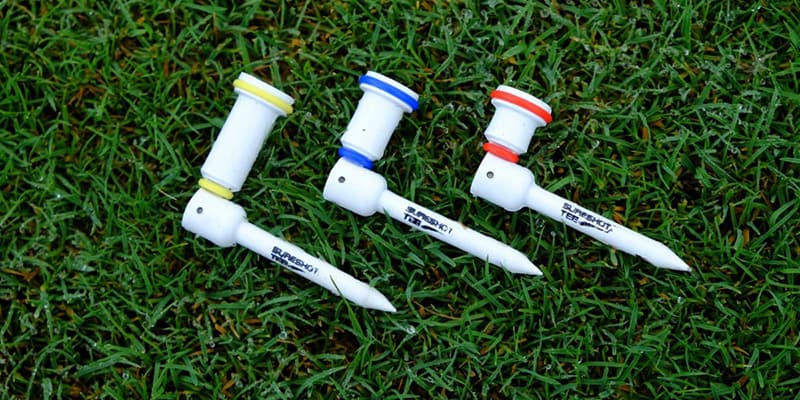 SureShot Tee Reusable Golf Peg