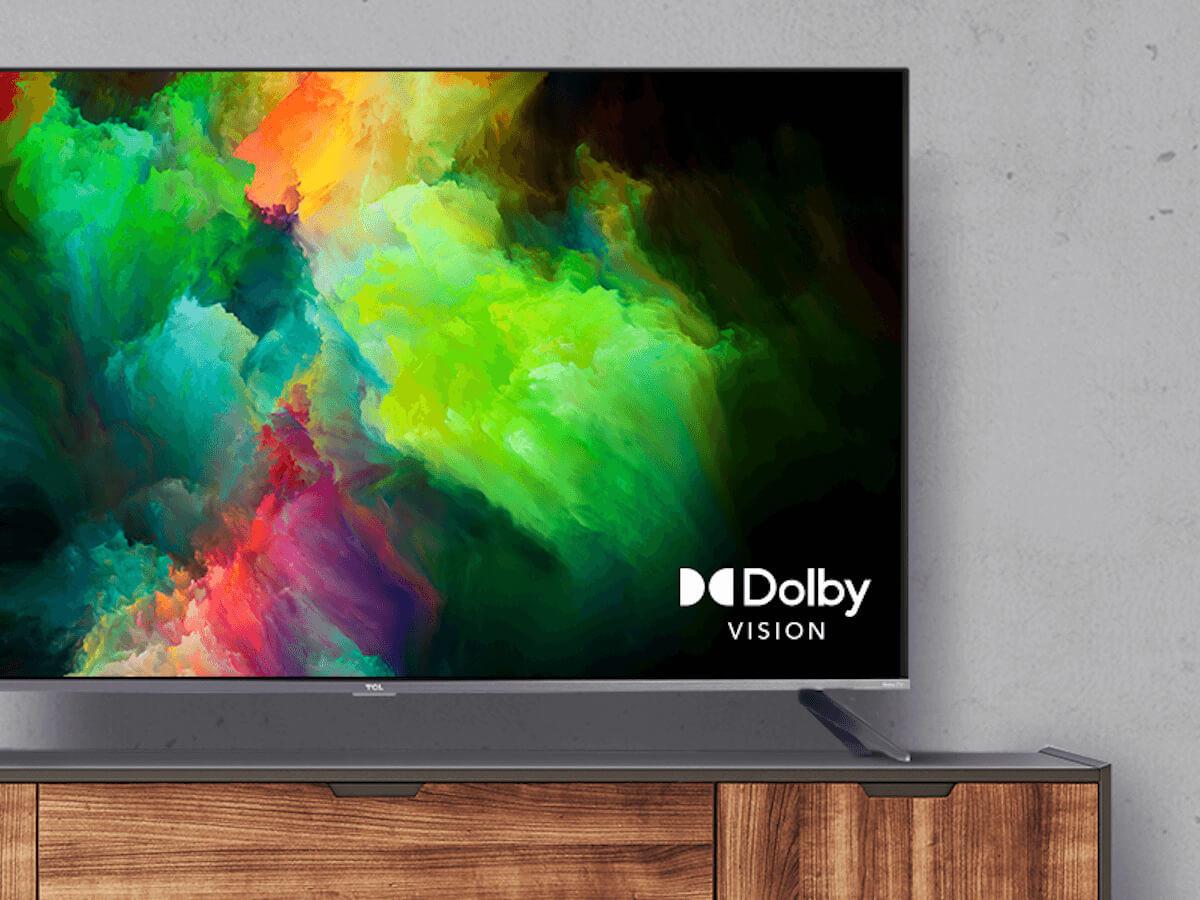 TCL 5-Series QLED TV delivers vivid, lifelike images