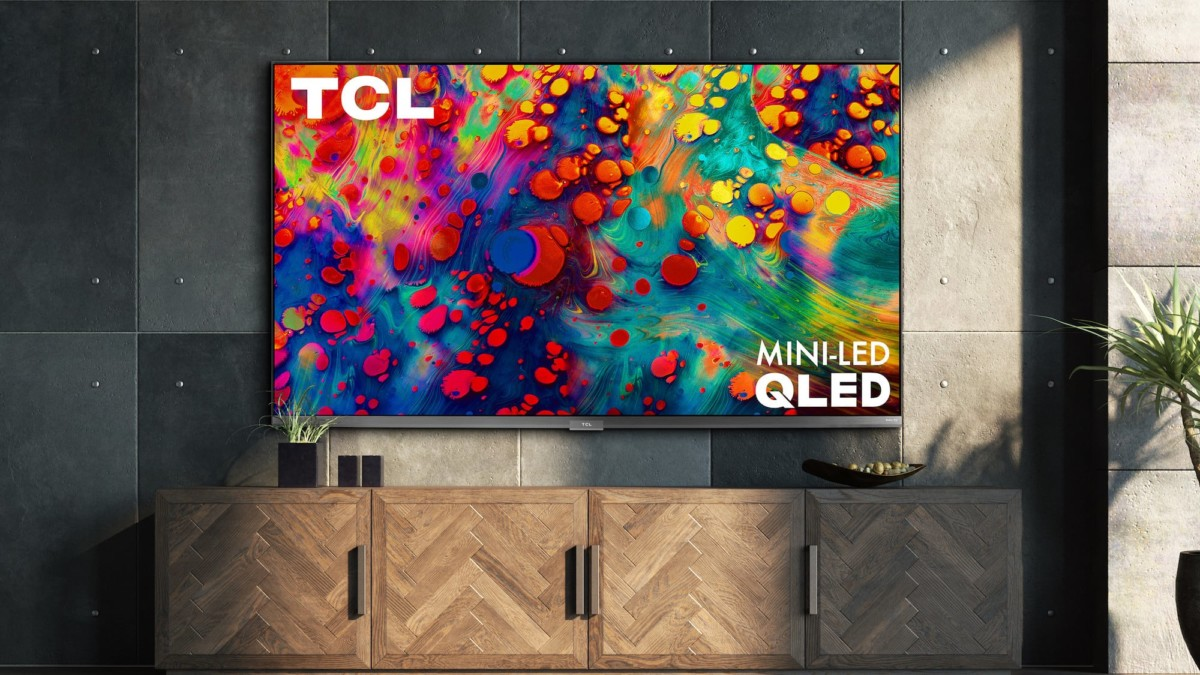 TCL 6-Series Roku TV has 4K resolution for stunning detail