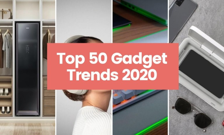 50 gadget trends of 2020: WFH, smart home, AI, and more