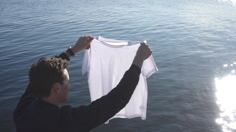 Truly Circular Fashion Line everyday apparel is made from recycled materials