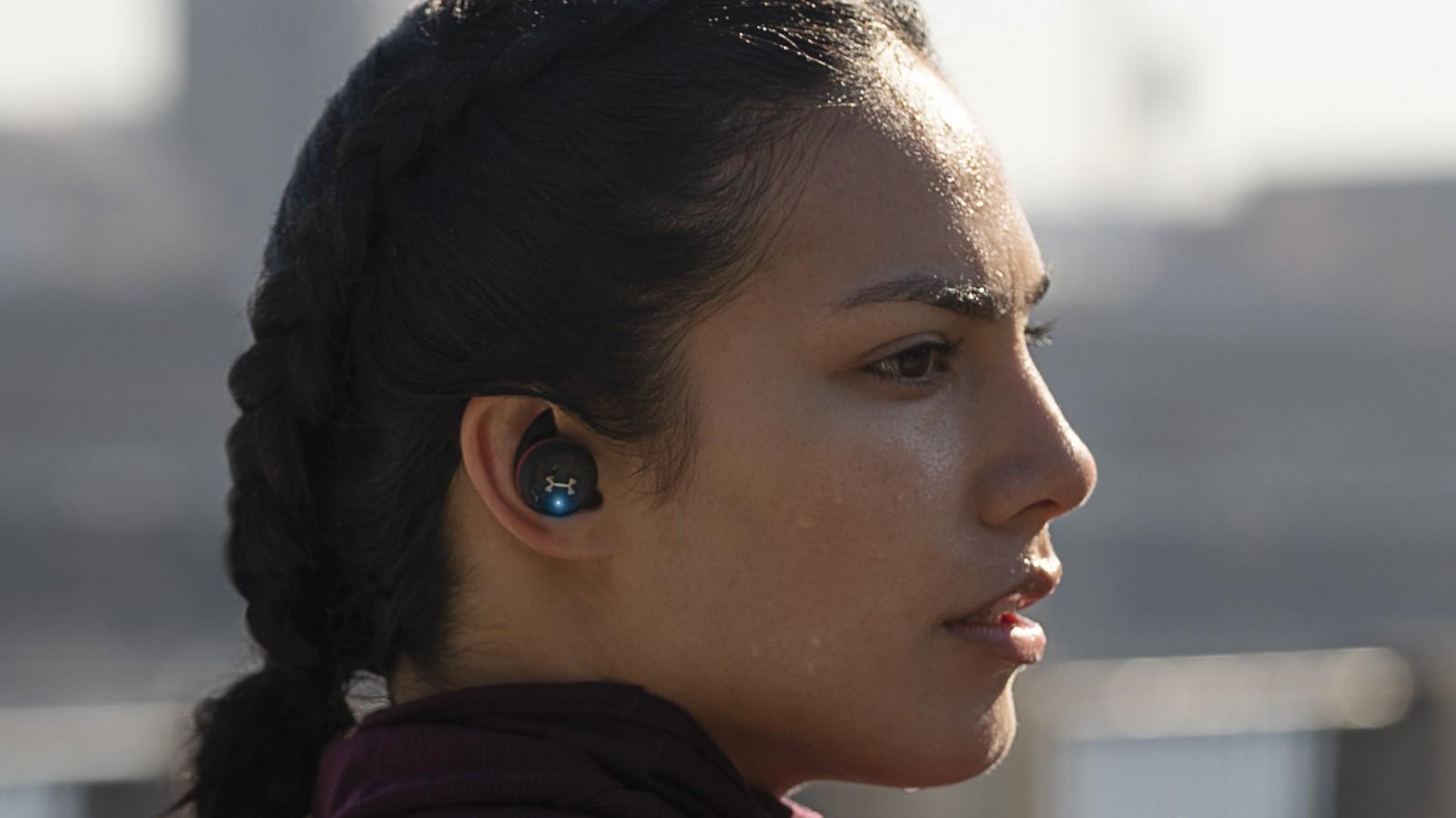 JBL x Under Armour True Wireless Flash bass-boosting earbuds are sweatproof