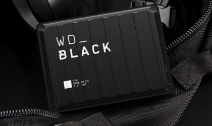 Western Digital WD_BLACK P10 Game Drive External HDD