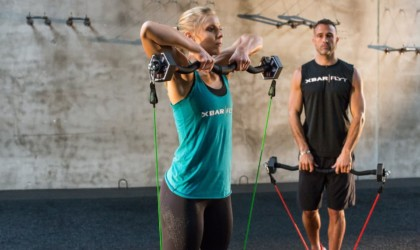 XBAR FLYT Portable Fitness System