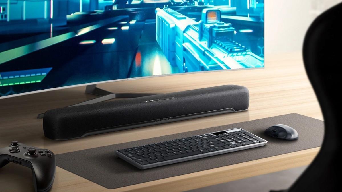 Yamaha SR-C20A home soundbar lets you stream music wirelessly