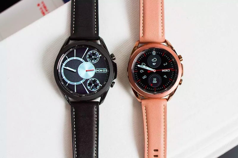 Galaxy Watch 3 Designs/ Credits: The Verge
