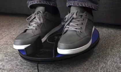 3dRudder for PlayStation VR Foot Gaming Controller