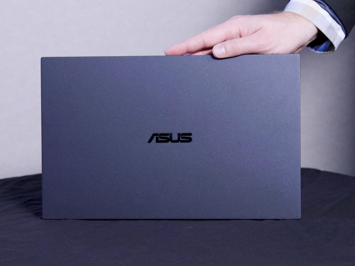 ASUS ExpertBook B9 lightweight laptop has a 24-hour battery life