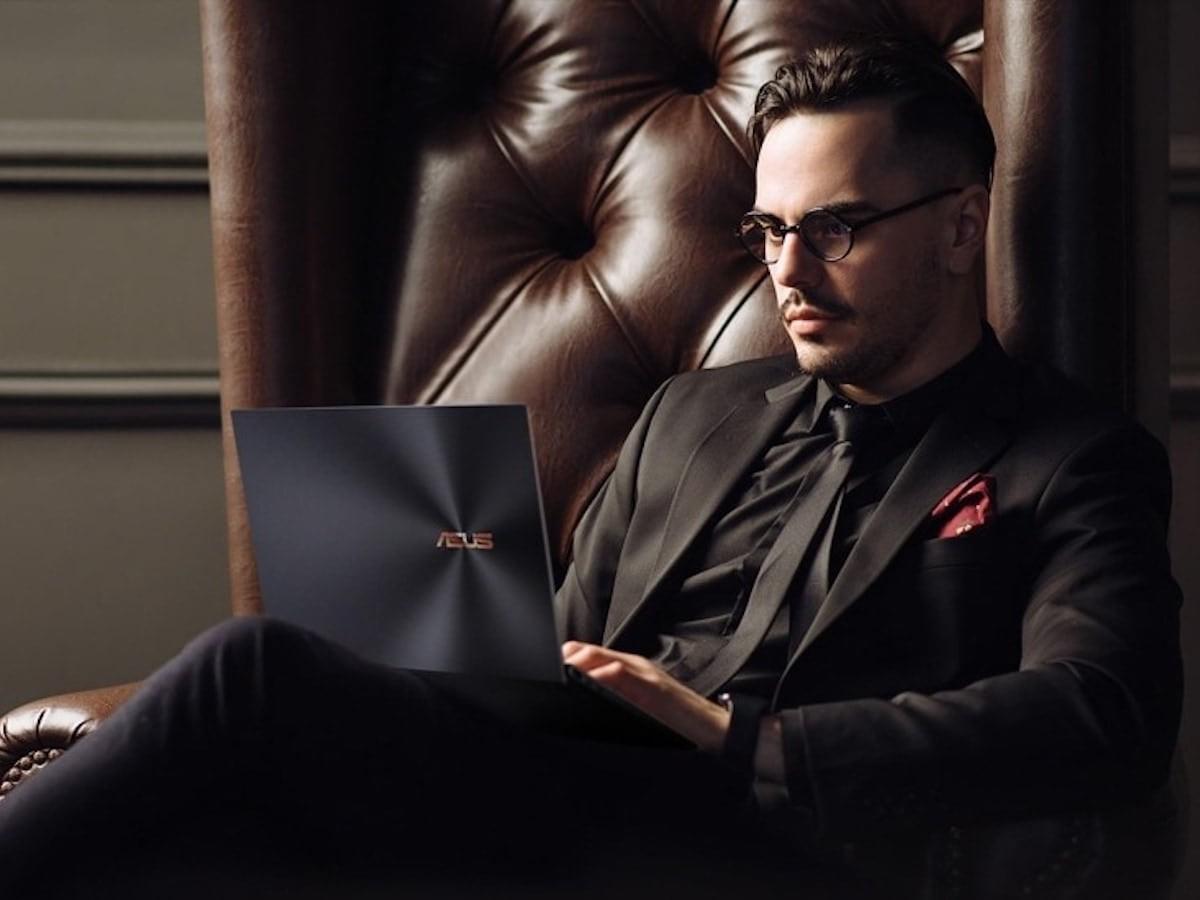 ASUS Zenbook S UX393 tough laptop has a 3.3K NanoEdge touchscreen