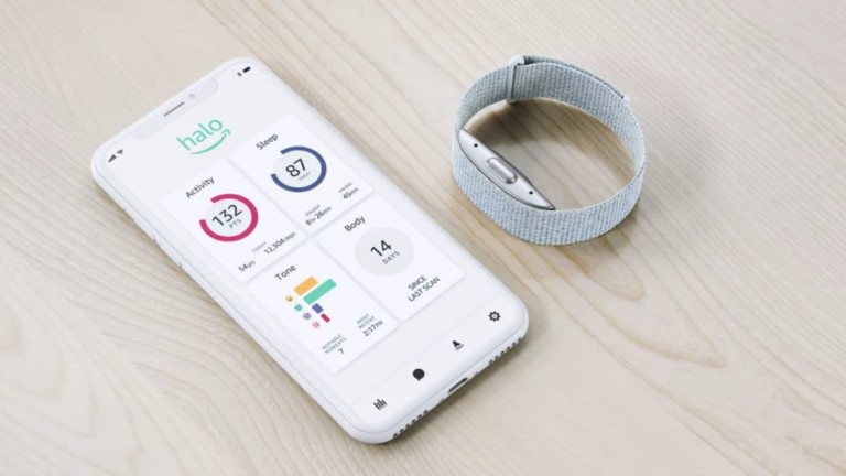 Amazon Halo health and wellness band