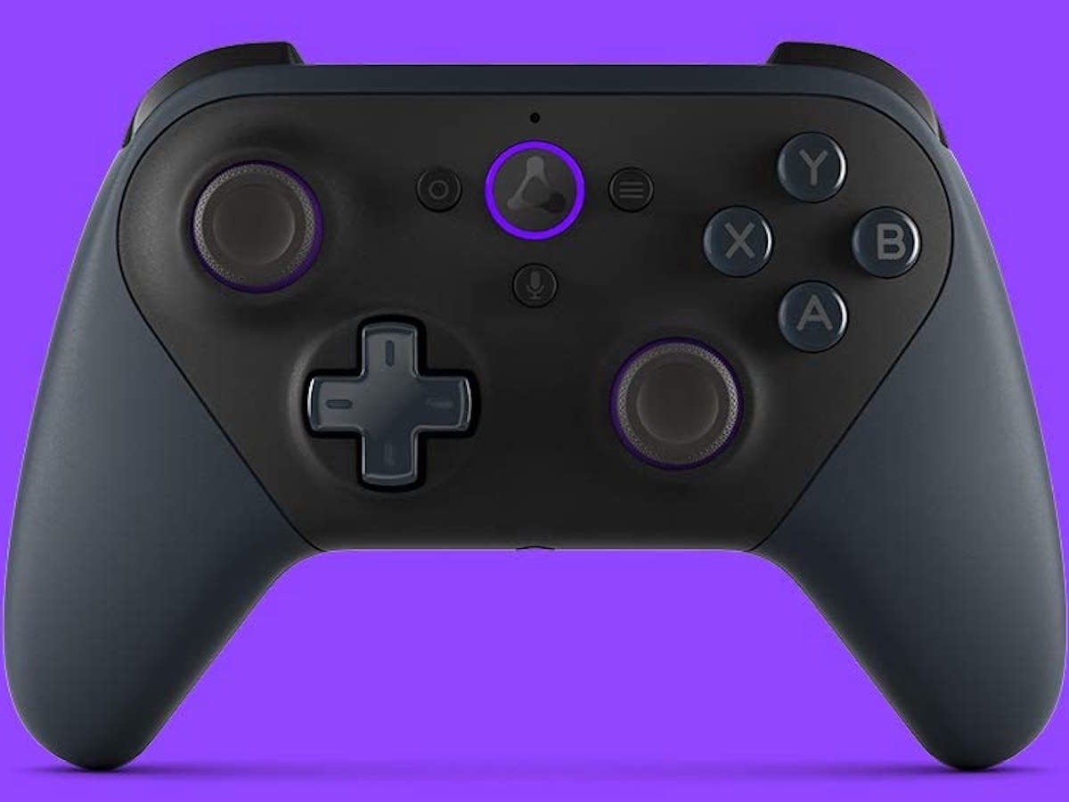 Amazon Luna Controller connects to games in the cloud