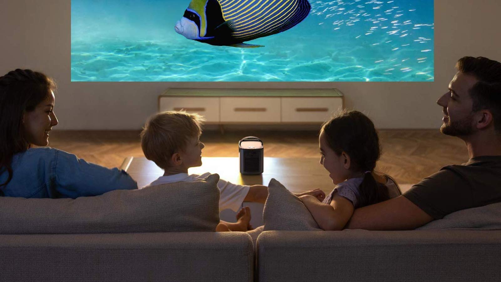 Anker Nebula Mars II Pro portable projector uses IntelliBright tech to emit 500 lumens