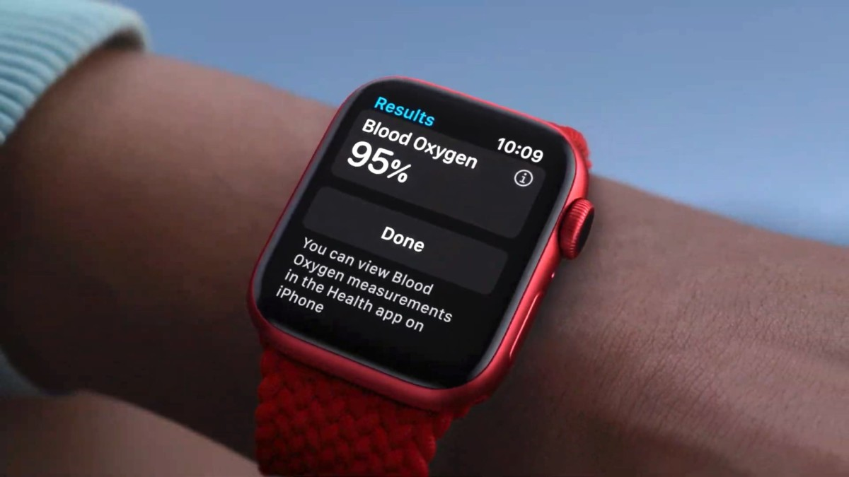 Apple Watch Series 6 always-on smartwatch can measure your blood oxygen level
