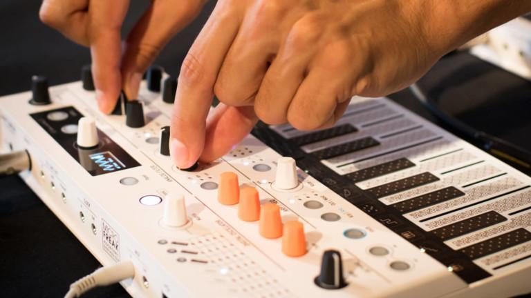 Arturia MicroFreak Vocoder Edition music recorder lets you add paraphonic harmonies