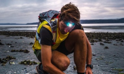 BioLite HeadLamp 200 Lightweight USB Headlight