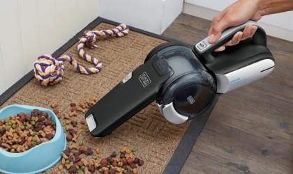Black and Decker Lithium Pivot Hand Vacuum