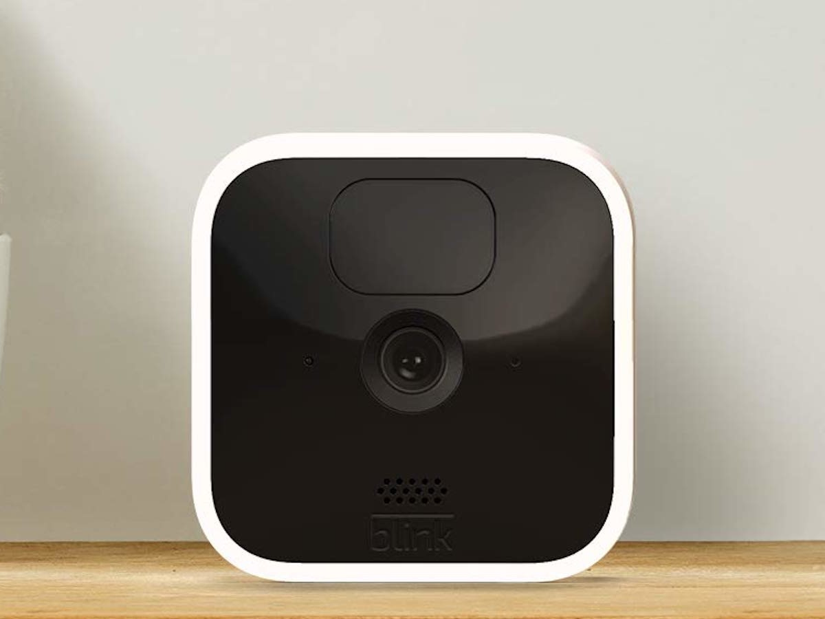 Blink Indoor security camera boasts a two-year-long battery life