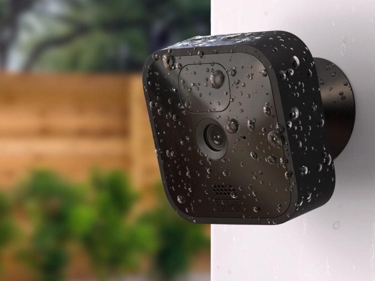 Blink Outdoor security camera is Alexa compatible
