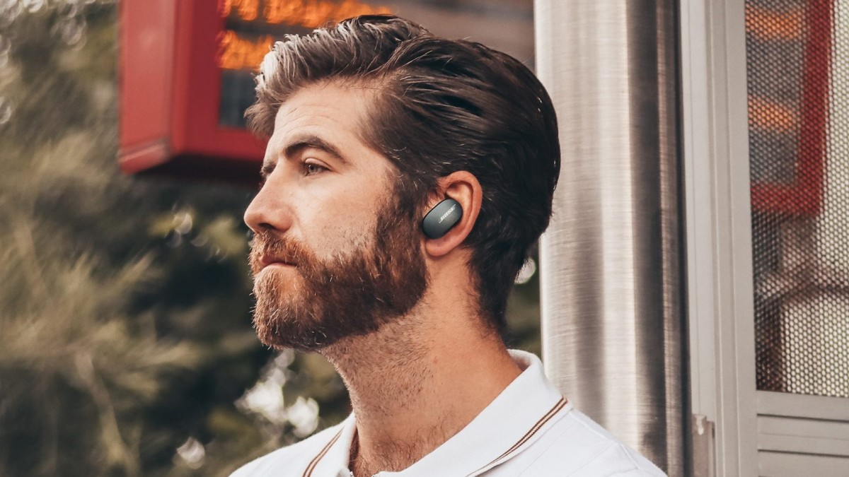 Bose QuietComfort Earbuds have adjustable noise canceling technology