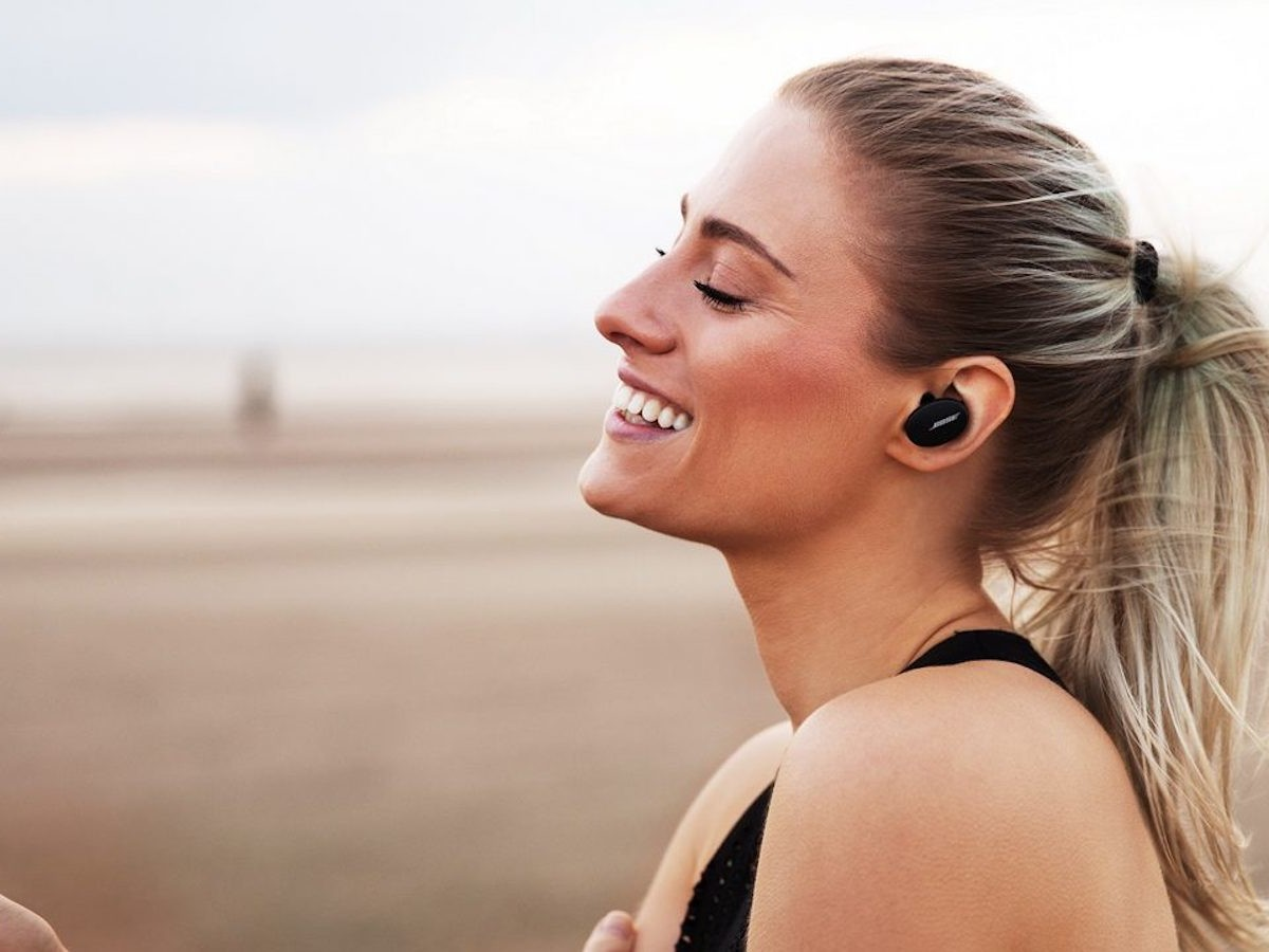 Bose Sport Earbuds workout earphones give you lifelike sound