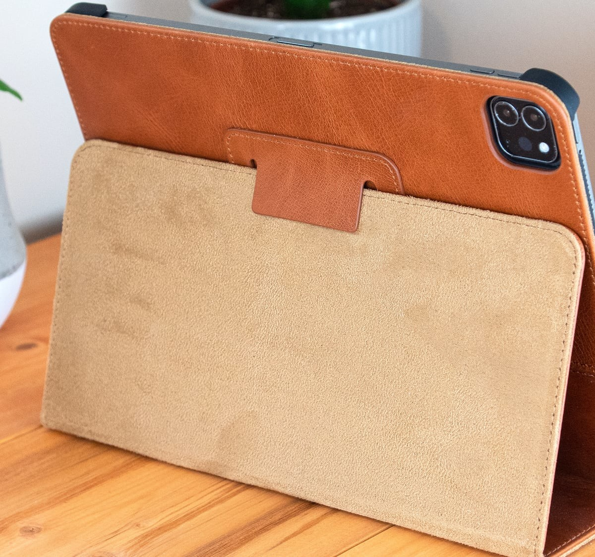 Casemade Real Leather iPad Covers protects your device with class