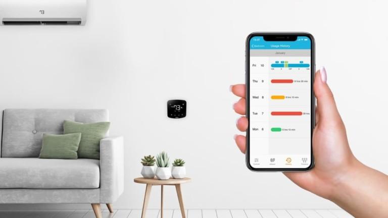 Cielo Breeze Plus Smart Air Conditioner Controller