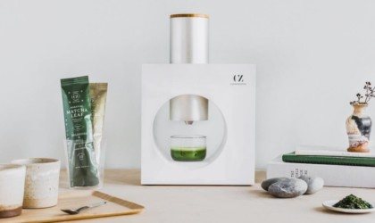 Cuzen Matcha Home Tea Maker