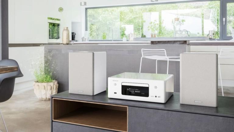 Denon CEOL N11DAB Versatile Music System