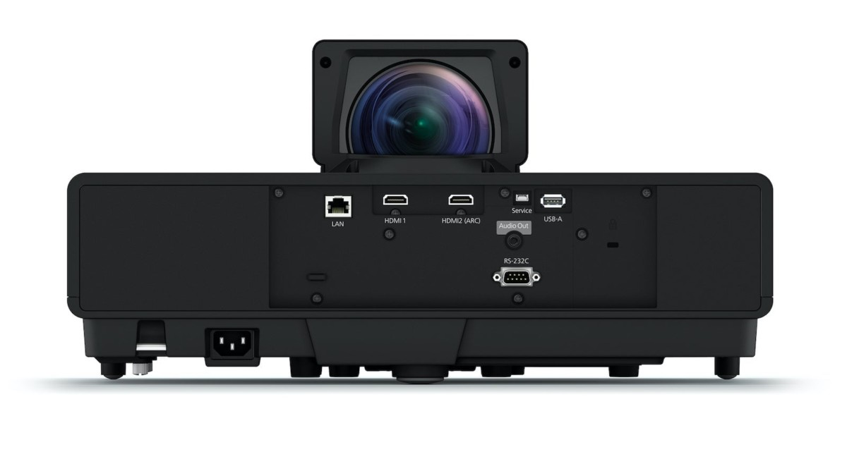 Epson LS500 Laser Projection TV 4K HDR digital projector boasts next-gen technology