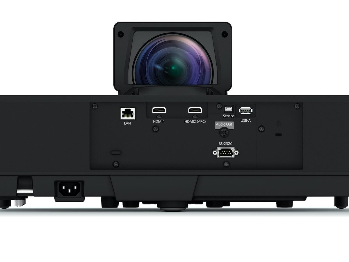 Epson LS500 Laser Projection TV 4K HDR digital projector boasts next-gen technology
