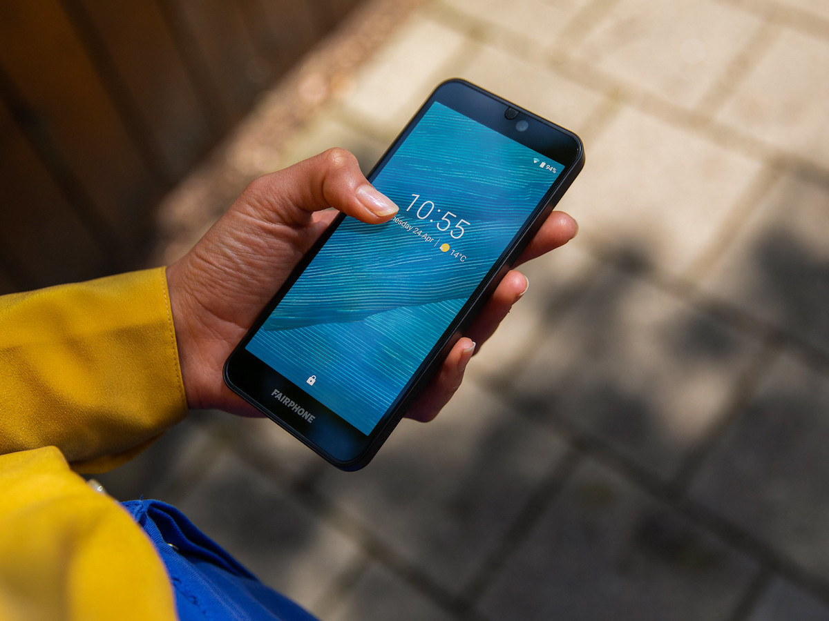 Fairphone 3 Android phone is designed to last