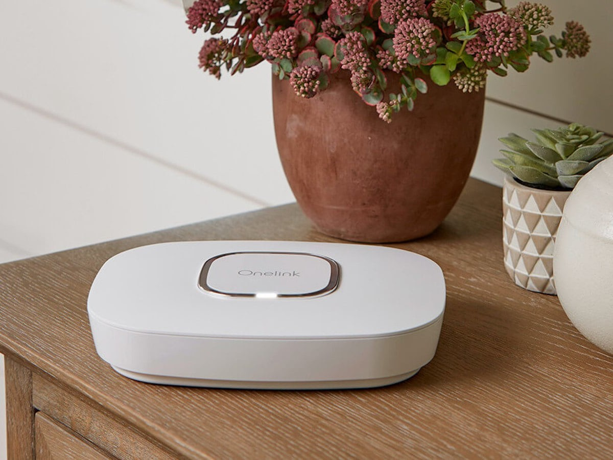 First Alert Onelink smoke and CO detector provides two sensors in one device