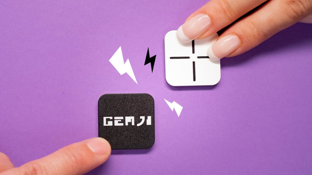 GEMJI tabletop multipurpose system offers 30 games in one