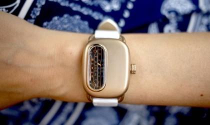 Ganymede Series 01 Watch bronze timepiece