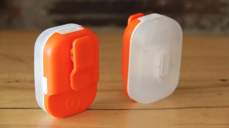 GelAuto smart hospital-grade wearable hand gel system makes sanitizer more effective
