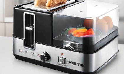 Gourmia GBF370 Complete Breakfast Station