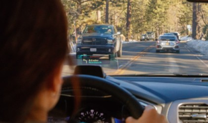 HUDWAY Drive Portable Head-Up Display
