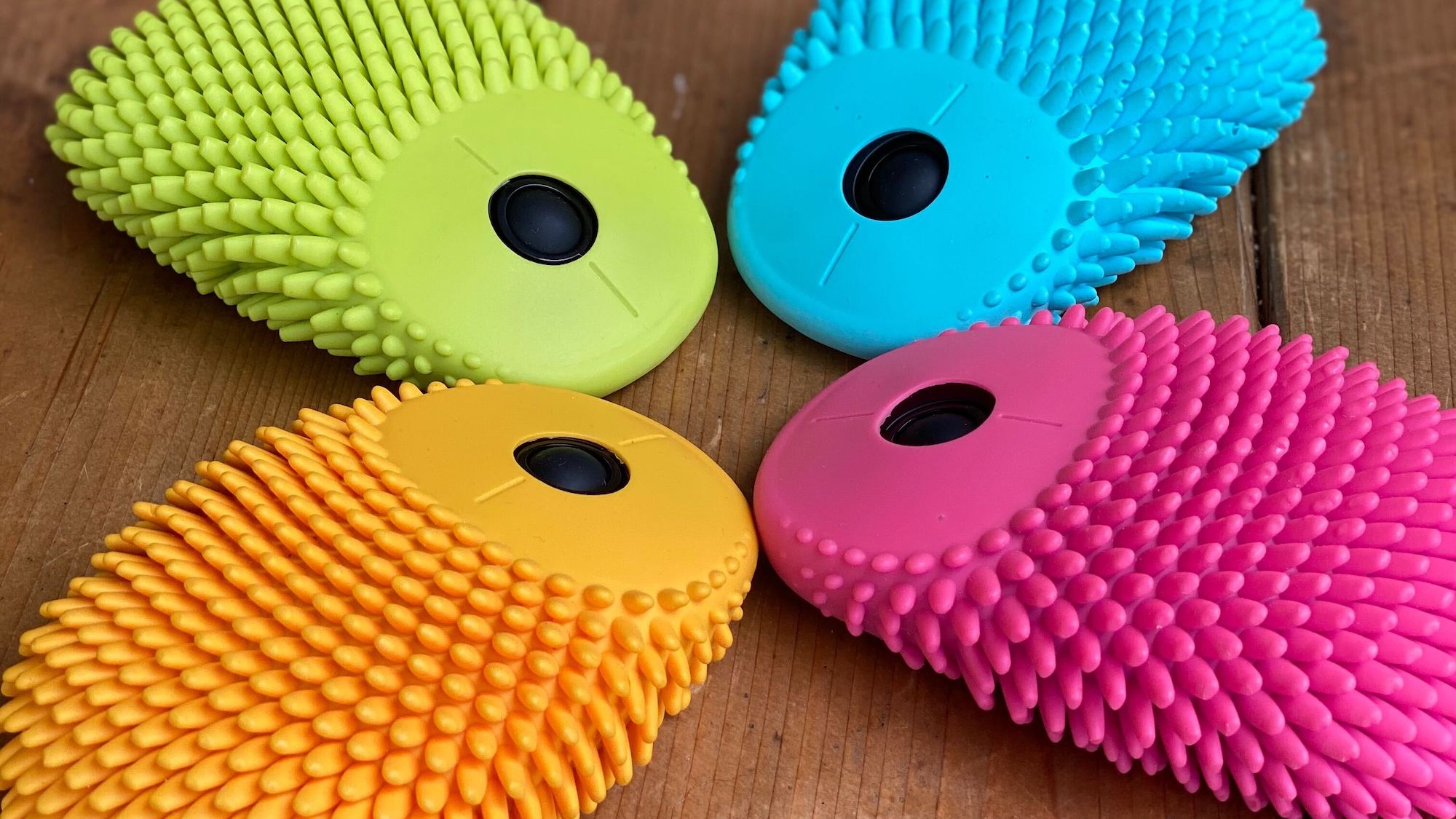 Hoglet by HedgeHog Health fidget mouse is great for those with ASD and ADHD