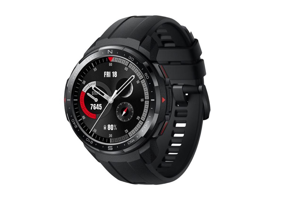 HONOR Watch GS Pro rugged smartwatch has a 25-day battery life