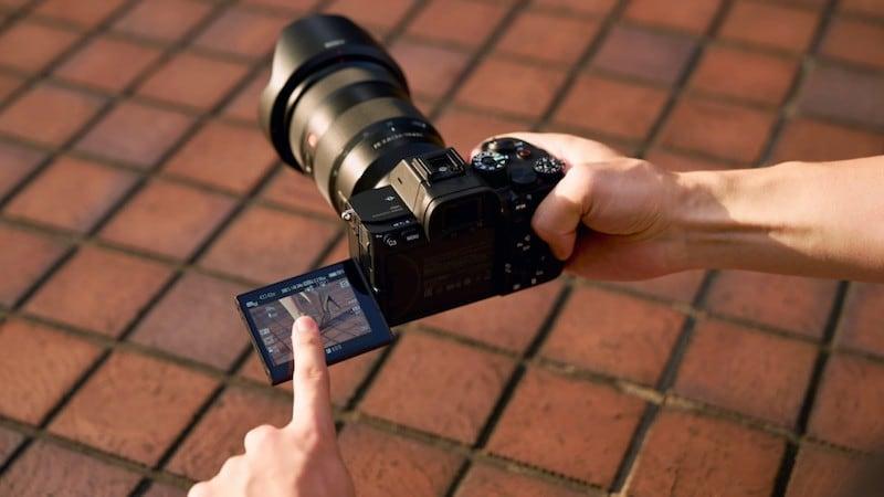 Sony Alpha 7S III Mirrorless Digital Camera