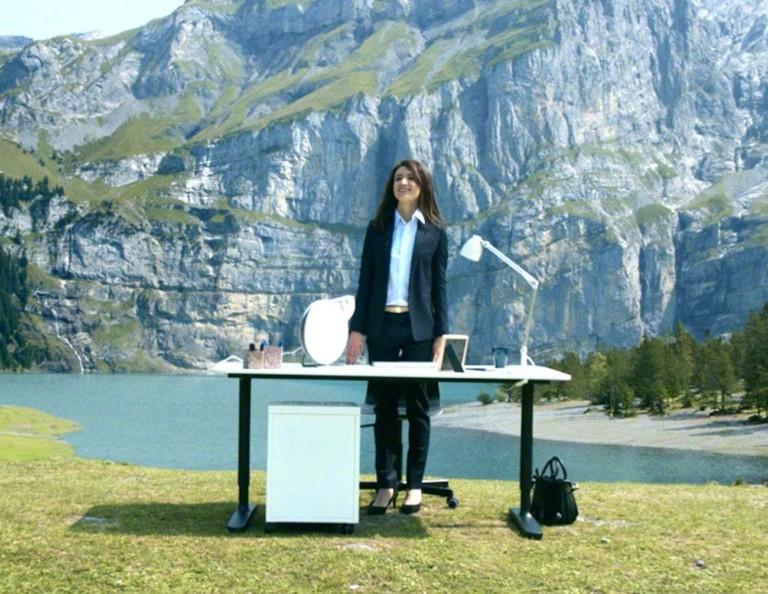 IQAir Atem Desk Personal Air Purifier