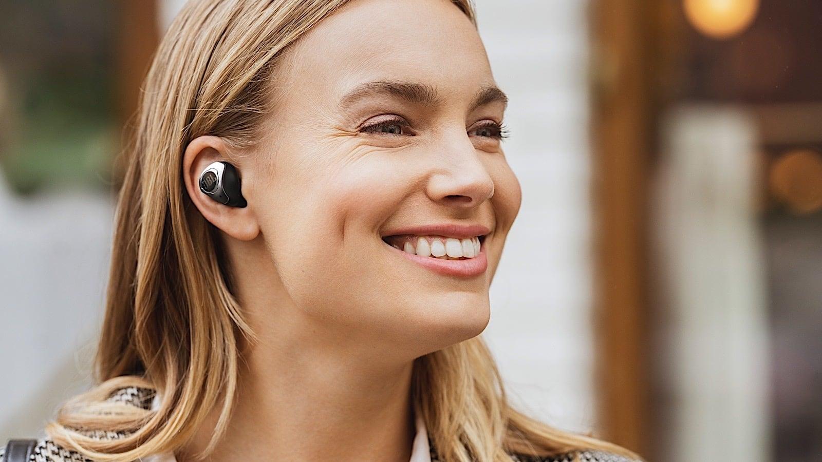 JBL Club Pro+ true wireless in-ear headphones offer active noise cancelation