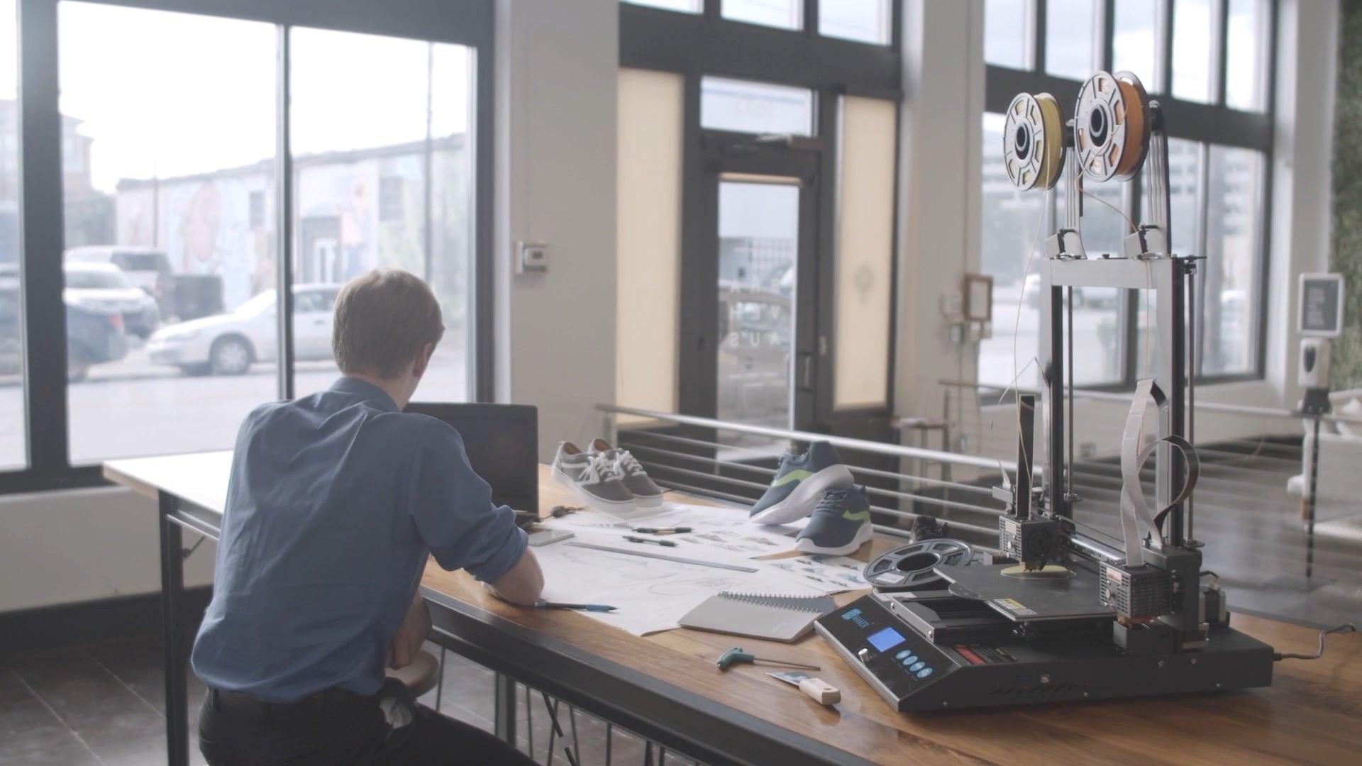 JGMaker Artist-D dual extruder independent 3D printer lets you use 4 different modes