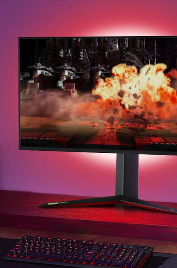 LG UltraGear 4K Gaming Monitor 01 594x900.'