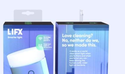 LIFX Clean Antibacterial Smart Bulb